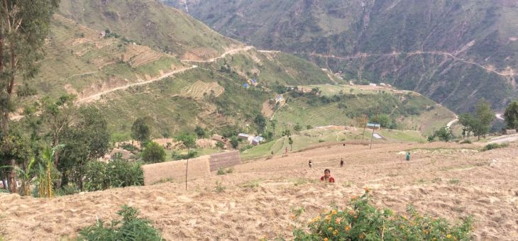Diario de viaje – Camino a Rachuli (Kalikot)