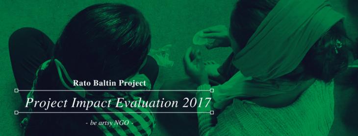 Project Impact Evaluation rato baltin 2017 be artsy ngo nepal