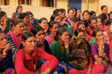 First week in Janalibandali 33