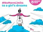 #NoMoreLimits to a girl's dreams