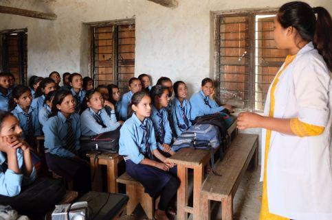Travel Log – From 2073 to 2075, again teaching in Kunti Bandali 1