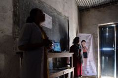 Travel Log – From 2073 to 2075, again teaching in Kunti Bandali 2