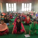 Meditation helps in Saphebagar
