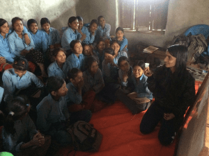 Menstrual, sexual education to fight chhaupadi in Nepal