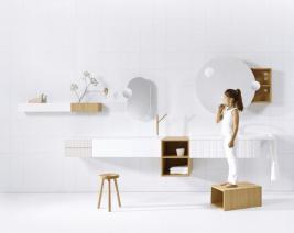 Ingrid Bathroom for Vika - Jean François d'Or