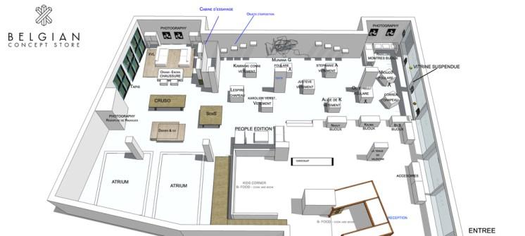 Belgian Concept Store
