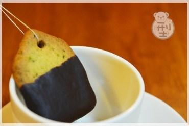 【食譜】可以吃的茶包~紫薫烏龍茶餅乾
