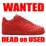 """AIR FORCE1 LV8 VT""""Independence Day"""" NIKE 買取情報"""