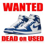 STORM BLUE AIR JORDAN1 RETRO HIGH OG 買取情報