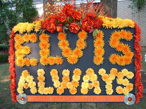 Flowers For Elvis #2