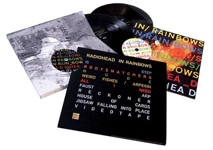 Radiohead Discbox!