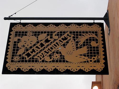 Cafe Pasqual's, Santa Fe (Feb. 2008)