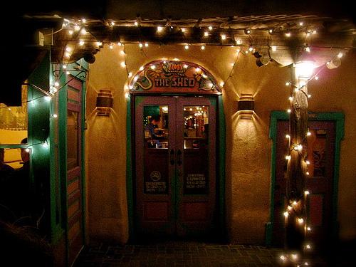 The Shed, Santa Fe (Feb. 2008)