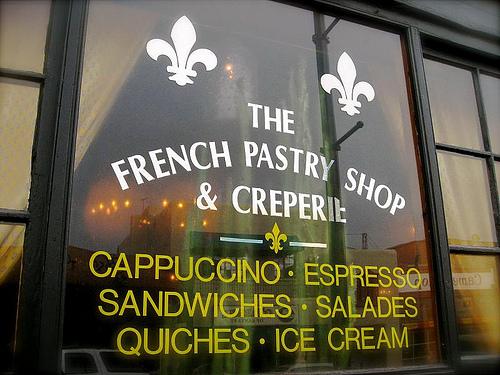 The French Pastry Shop, Santa Fe (Feb. 2008)