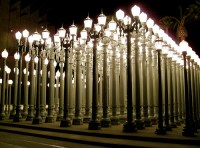 Urban Light @ LACMA | make. see. eat. do.