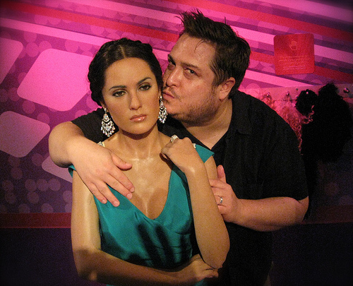 Madame Tussauds Hollywood #8