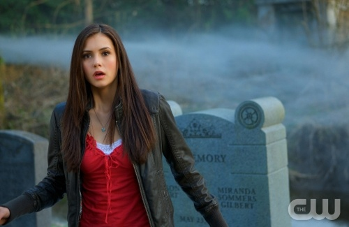 """The Vampire Diaries"" on The CW"