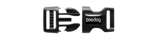 「zee.dog」のカラー(首輪)のパワーバックル