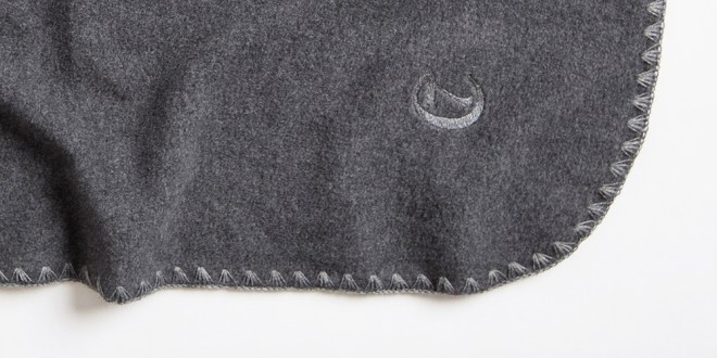 Cloud7 - Dog blanket - grey