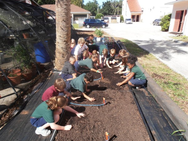 Outdoor Classroom - Bea' Stem Lab &