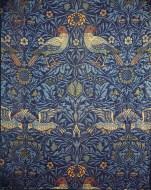 F424 detail (m) Bird Woven Wool