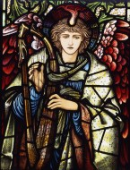 william-morris-gallery--Praising-Angel
