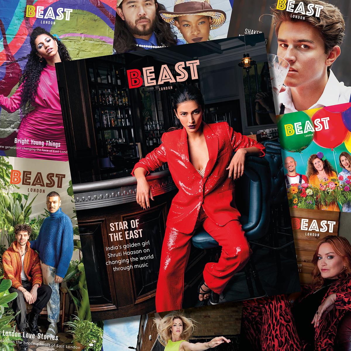 Buy Beast magazine
