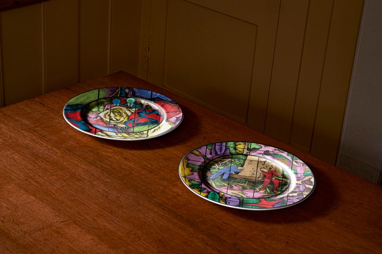 limited edition Gilbert and georgeplates