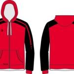 Beast Up Sublimated Team Travel Jacket BU-TJ008-product