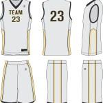 Beast Up Performance Game Uniform BBALL-PNR026-thumbnail