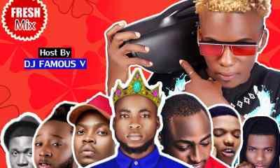 [MIXTAPE] Dj Famous_V x Cool Joe - Amayanabo&Kristopy Kpankpangolo Mix 15