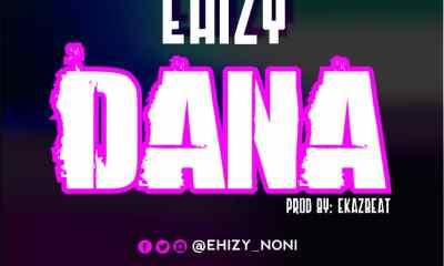 [MUSIC] Ehizy - Dana (prod by Ekazbeat & Dreamcent) 10
