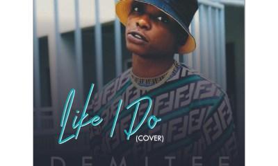 "[Music] Demitee -""Like I Do Cover"" 8"