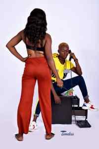 """Team BEATAFRIKA Celebrates With Singer """"SMARKEY"""" 30"""