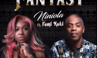 "[Music] Niniola – ""Fantasy"" ft. Femi Kuti (Prod. Kel P) 10"
