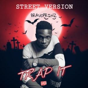"[Music Of The Week] Bravoprinz -""Trap It"" (prod. Dr Crudde) 17"
