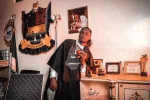 Team BEATAFRIKA Celebrates With Singer WALL_ZEE 21