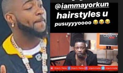 "Davido Calls Veteran Rapper, Eedris Abdulkareem A ""Pu**y"" After He Praised Him As ""The Only Odogwu"" 8"