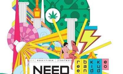 "Reekado Banks – ""Need More"" ft. Kida Kudz, EO 7"
