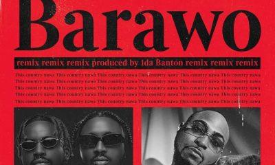 """Ajebo Hustlers – """"Barawo"""" (Remix) ft. Davido 21"""