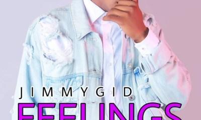 """JimmyGid -""""Feelings"""" 8"""