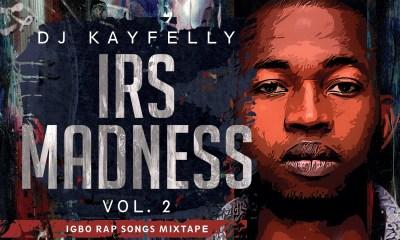 [Mixtape] DJ KayFelly - IRS Madness Vol.2 3