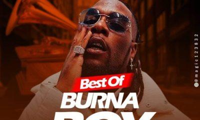 "[Mixtape] DJ Magic – ""Best Of Burna Boy"" Mix 3"