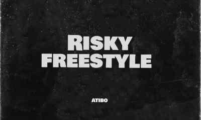 """Atibo -""""Risky"""" Freestyle (prod. Mikah) 12"""