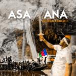 """Jah Wondah Feat. Black Geez -""""Asawana"""" 13"""