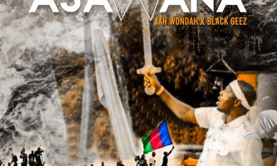 """Jah Wondah Feat. Black Geez -""""Asawana"""" 5"""