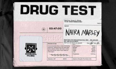 "Naira Marley – ""Drug Test"" (Prod. by Rexxie) 11"