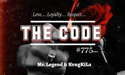 "Mr Legend x KingkiLa -""The Code"" 16"