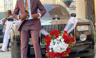 Timi Dakolo Celebrates His First Limousine Ride 89