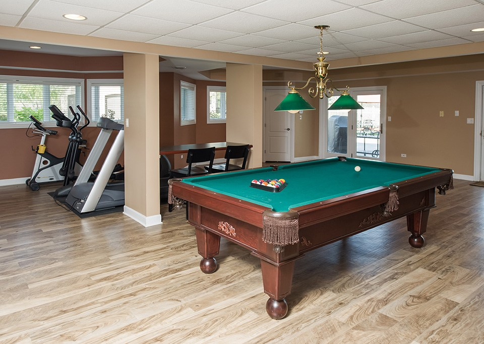 westmont il realtor beata home basement